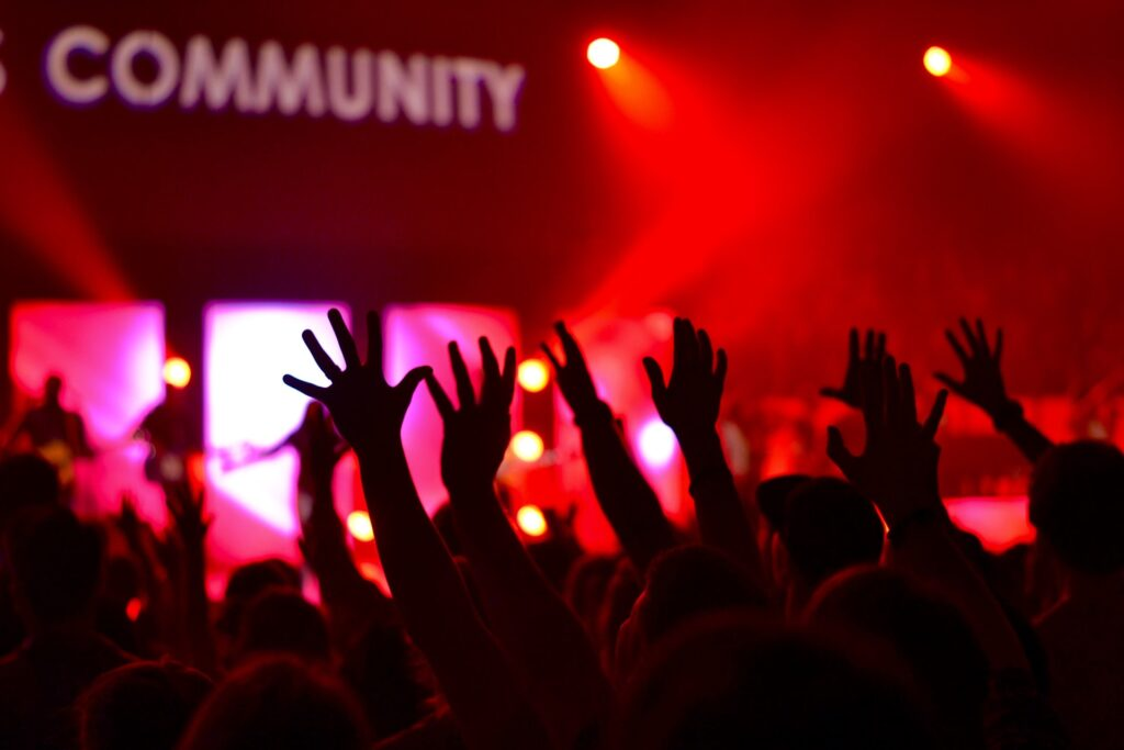 Growing your site membership promotes a sense of community
