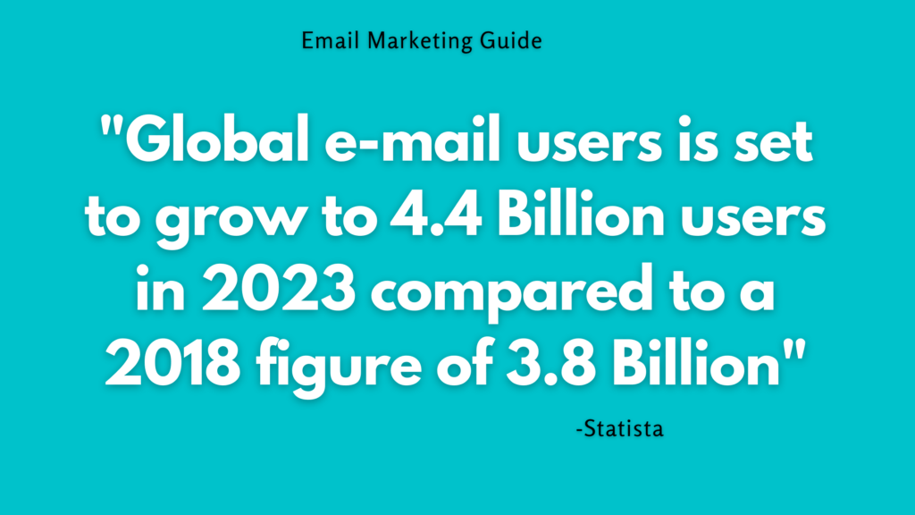Guide To Starting Email Marketing In 6 Easy Steps 1