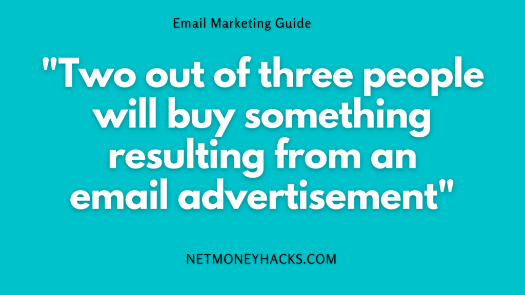 Guide To Starting Email Marketing In 6 Easy Steps 2