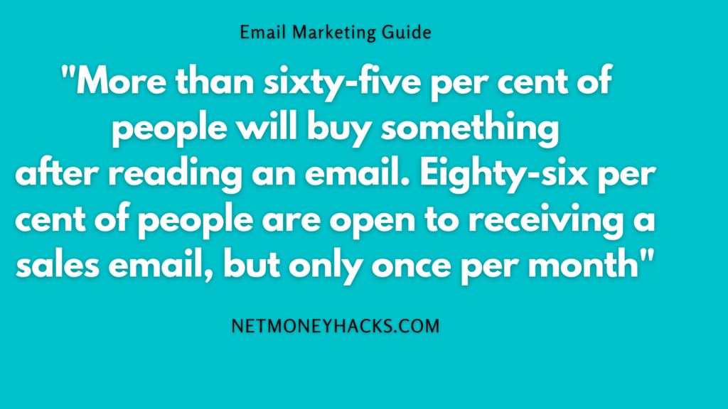 Guide To Starting Email Marketing In 6 Easy Steps 12