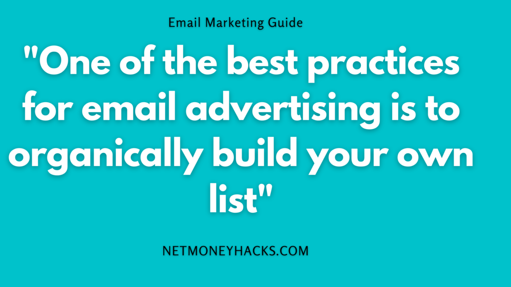 Guide To Starting Email Marketing In 6 Easy Steps 5