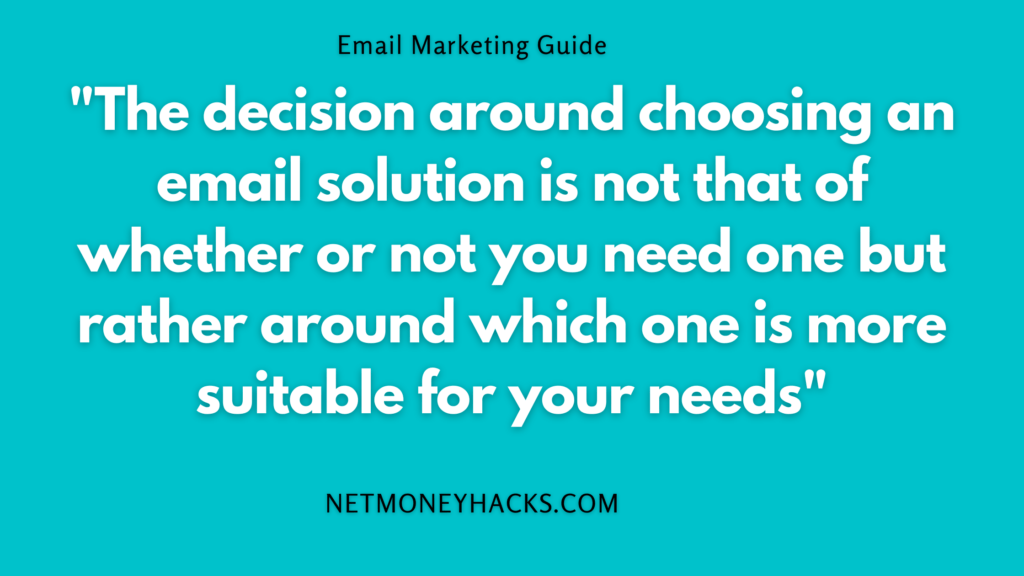 Guide To Starting Email Marketing In 6 Easy Steps 10