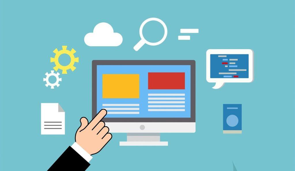 emblems for online marketing resources