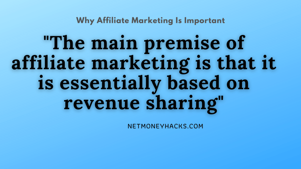 Why Affiliate Marketing Is Important, a Helpful Guide 1