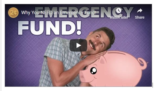 Why you need emergency funds video image