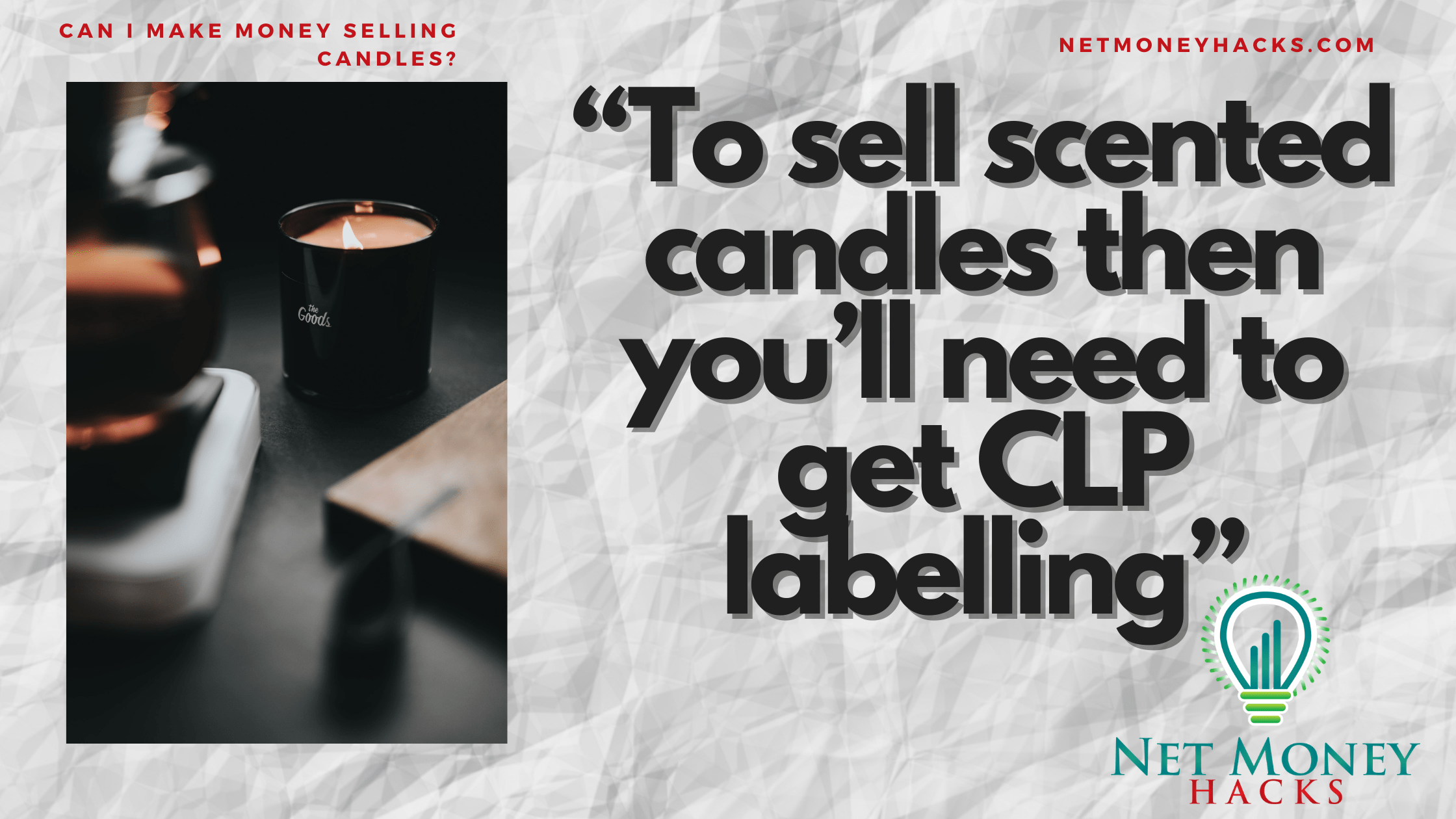 Can I Make Money Selling Candles? Here Are Answers to 4 Top Questions People Are Too Lazy To Ask! 1
