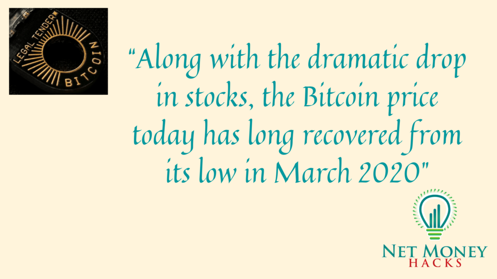 This bitcoin guide shows bitcoin is resilient in its quick recovery from its low in March 2020