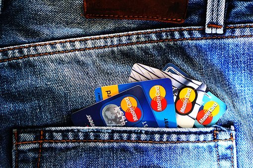 Money handling skills also include learning to manage your credit cards