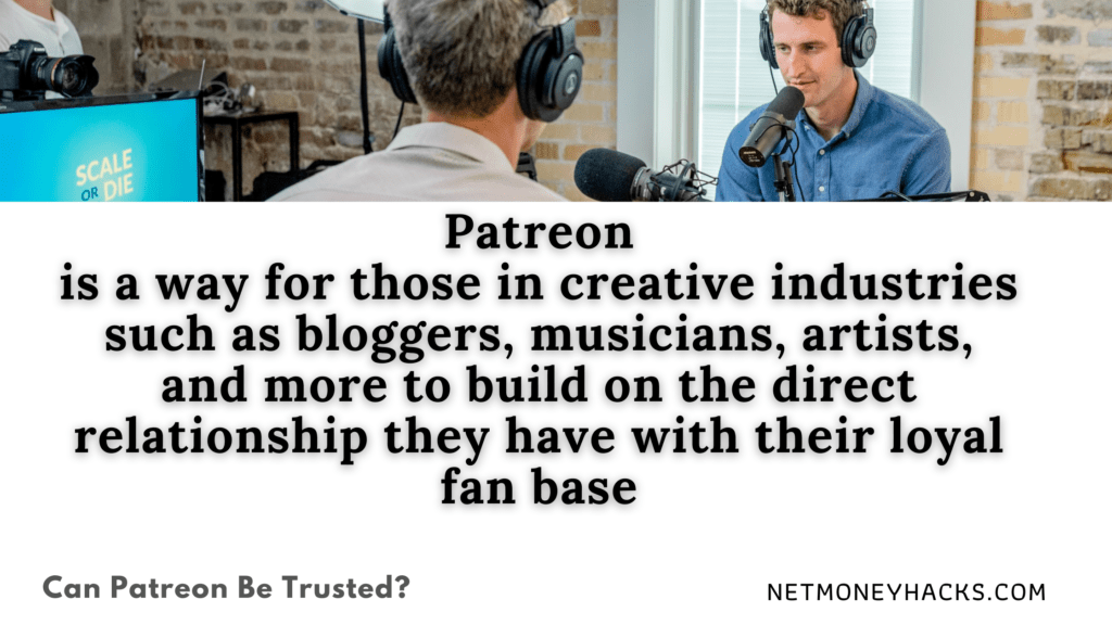 Can Patreon Be Trusted? Reasons Why You Should and Shouldn't! 1
