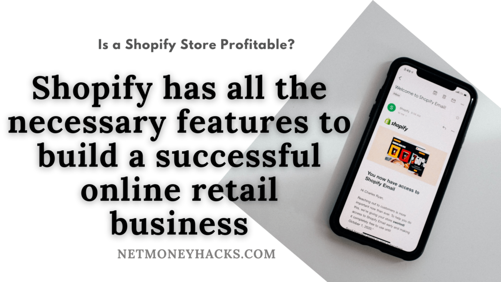 Is a shopify store profitable during the Covid?