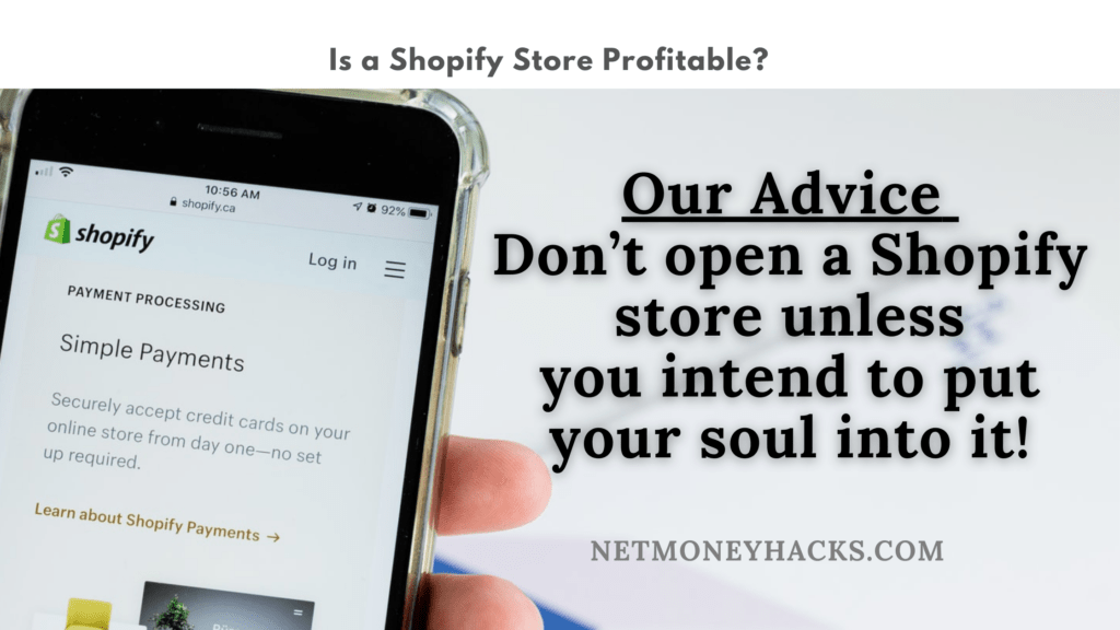 Is a Shopify Store Profitable? What You Need To Understand! 2