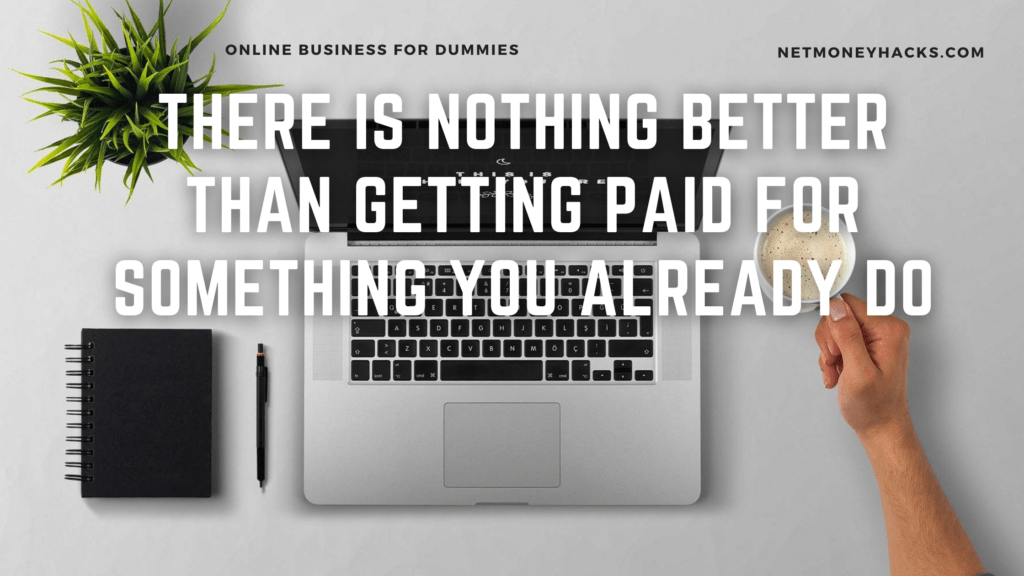 Online Business for Dummies: The 4 Quick & Easy Ideas You Didn't Know 2