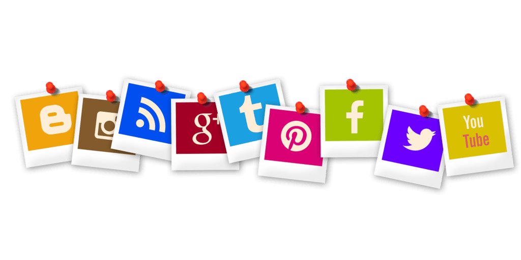 Different social media plaforms offer different opportunities for food industries
